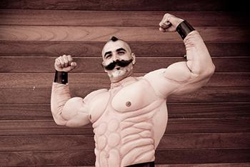 l'Home més fort del món