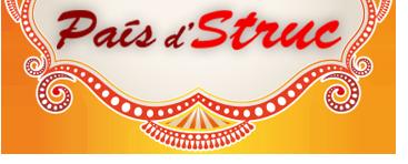 Struc  - Espectacles de màgia - Animació infantil - Animació per a tots els públics - Decoració amb globus