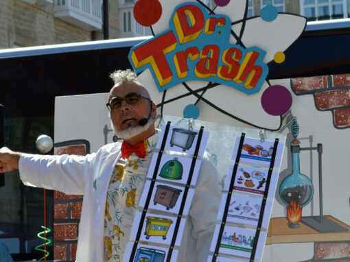 El genial Doctor Trash